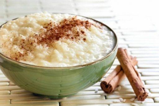 arroz con leche tradicional receta